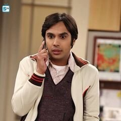 Raj leveraging his parents' divorce for more allowance.