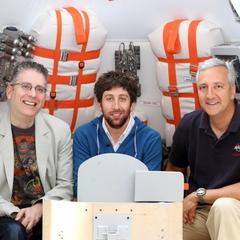 Behind the scenes: Soyuz Capsule Revealed.