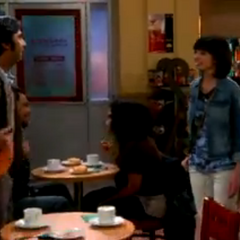 Raj gets to see Lucy again.