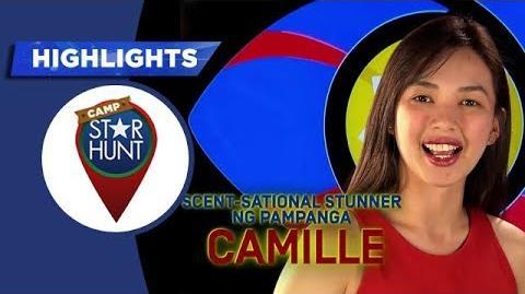 Camp Star Hunt Meet Camille Sandel and Scent-sational Stunner ng Pampanga