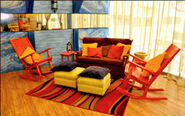 House B Living Room
