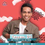 PBB8 Yamyam Profile Card