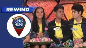 Camp Star Hunt - Week 20 PBB Otso Gold Rewind