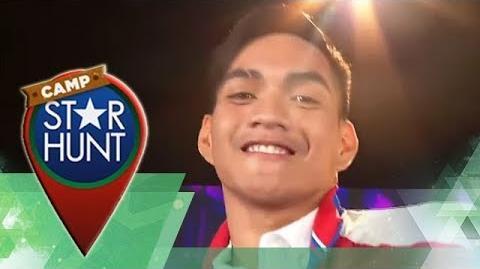 Camp Star Hunt Patrick - Dance-pirational Son ng Cebu-0