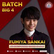 PBB8 Fumiya Batch 2 Big 4 Finalist