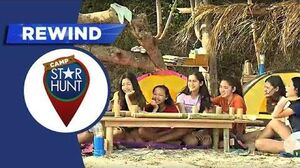 Camp Star Hunt - Week 21 (part 1) PBB Otso Gold Rewind