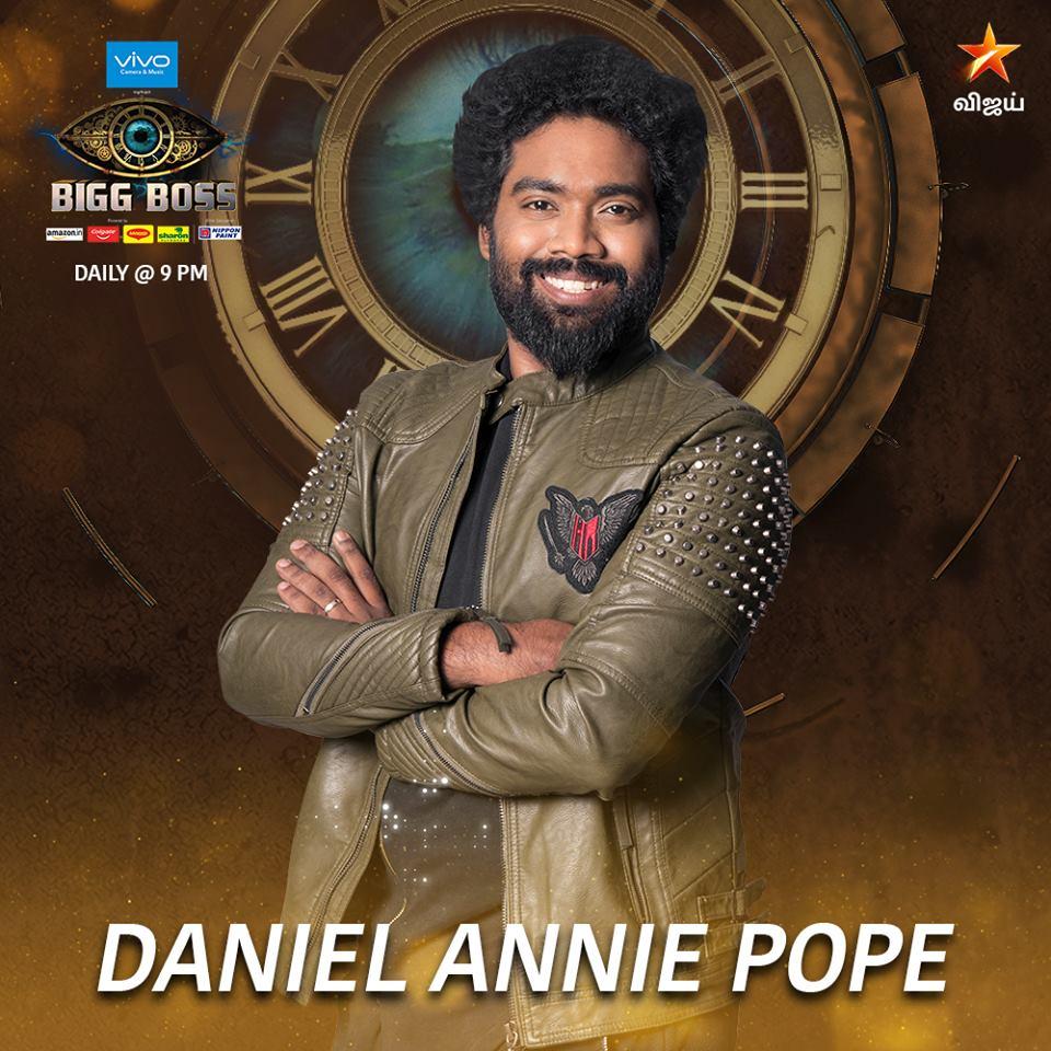 Bigg Boss Tamil Eviction Elimination on September 2nd Daniel