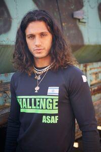 Asaf Challenge 35