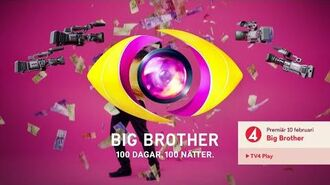 Big Brother Sweden premieres in TV4 (Trailer 2020)
