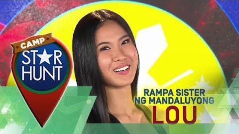 Camp Star Hunt Lou - Rampa Sister ng Mandaluyong