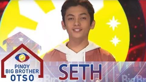 PBB OTSO Seth Fedelin - Hope-pool Son of Cavite