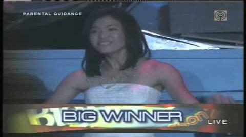 PBB SEASON 2 BIG NIGHT Beatriz