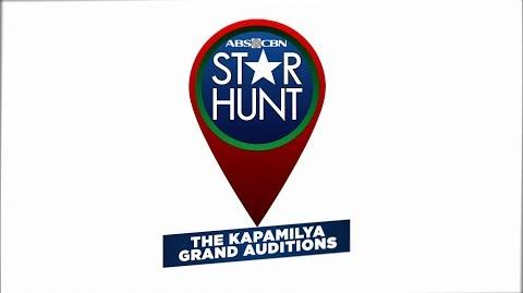 StarHunt The Kapamilya Grand Auditions