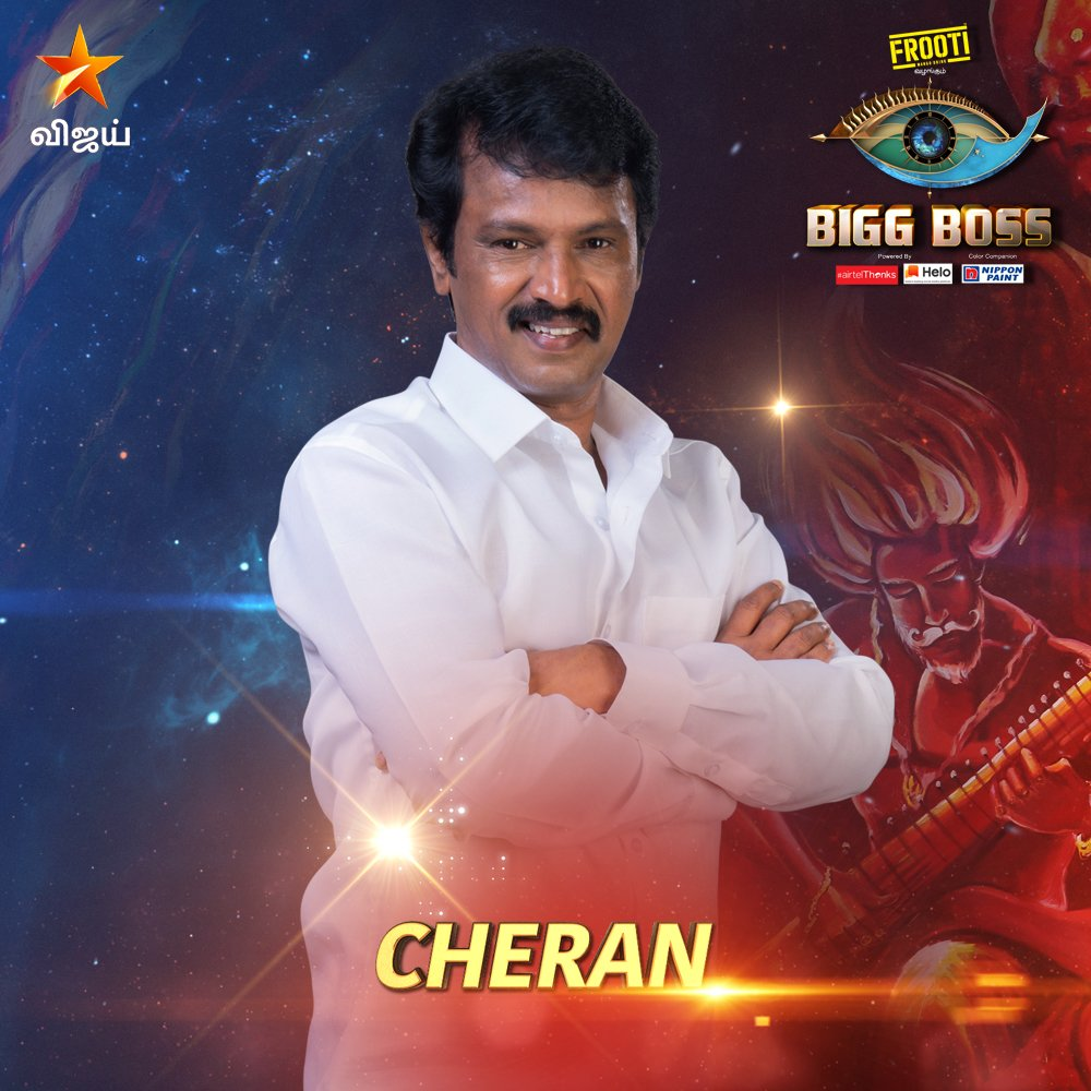 Image result for cheran in bigg boss