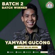 PBB8 Yamyam Batch 2 Winner