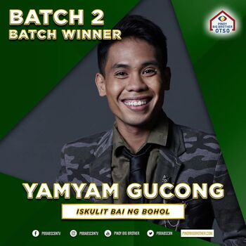 Batch 2 Winner