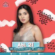 PBB8 Abi Profile Card