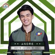PBB8 Andre Bring Back to Bahay
