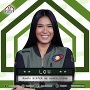 PBB8 Lou Bring Back to Bahay