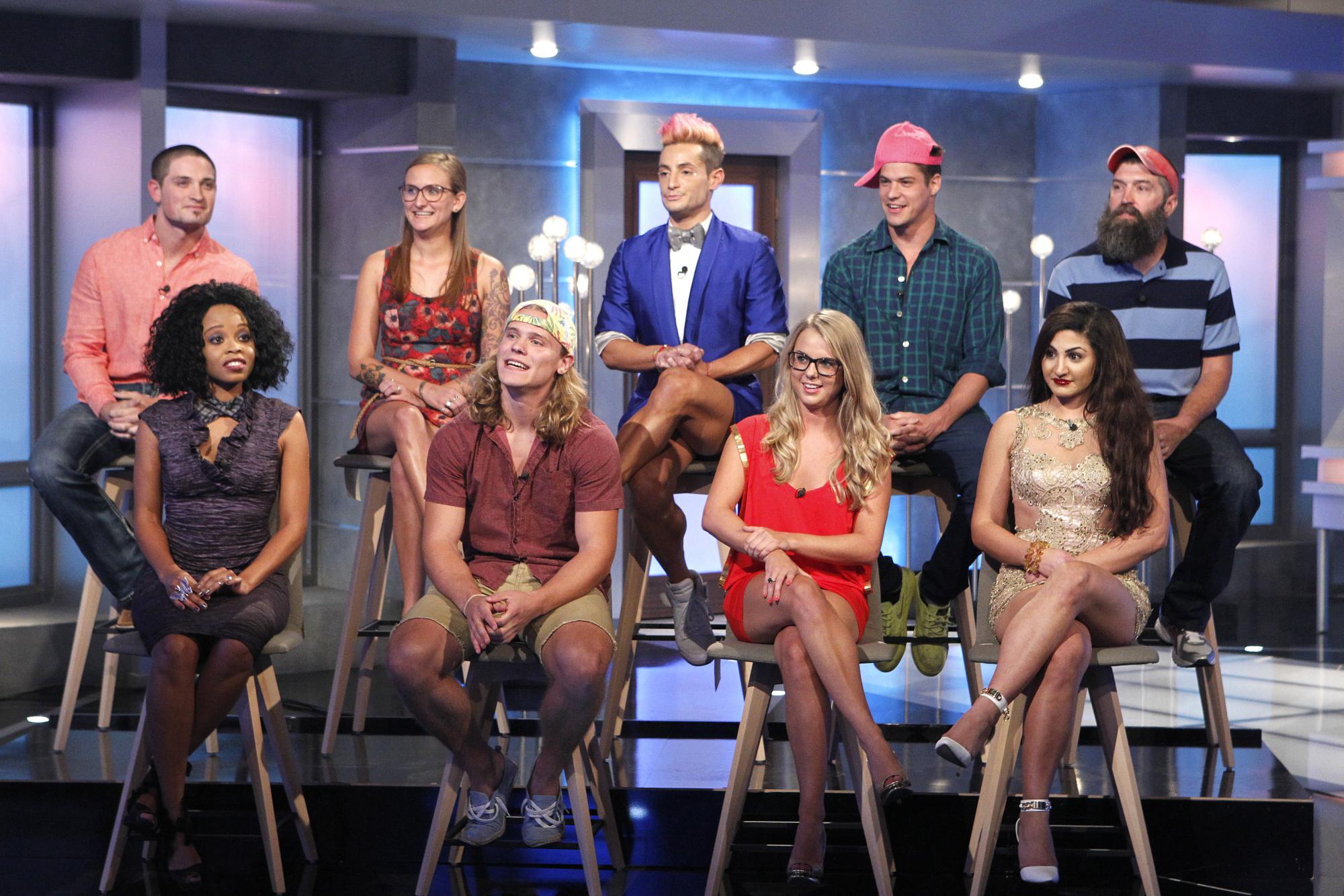 The Jury Big Brother Wiki Fandom Powered By Wikia