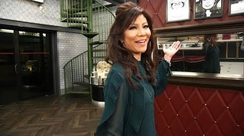 Big Brother Celebrity - Tour the House with Julie