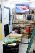 Slum House Diary Room