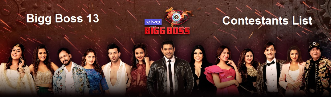 Bigg Boss 13 Hindi Big Brother Wiki Fandom