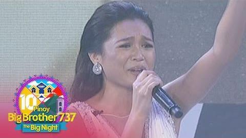 Pinoy Big Brother 737 Adult Big Winner - Miho