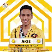 PBB8 Akie Bring Back to Bahay