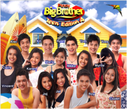PBBTeenEdition4 Cast