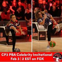 Tangela PBA Celebrity