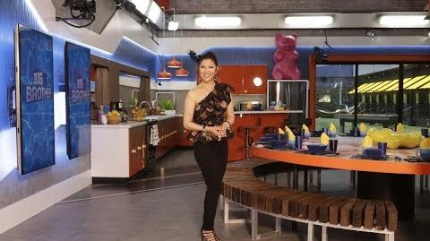 Big Brother - Big Brother Season 20 House Tour With Julie Chen
