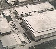 Current ABS-CBN Studios in 1960s