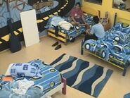 Boys' Bedroom PBBTE1