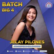 PBB8 Jelay Batch 1 Big 4 Finalist