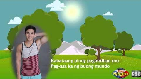 Kabataang Pinoy - Itchyworms (fanmade lyric video)