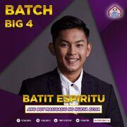 PBB8 Batit Batch 3 Big 4 Finalist