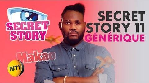 Secret Story France 11 Intro