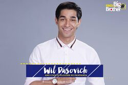 PBB7Wil Profile Card