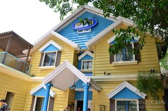 Pinoy Big Brother House facade