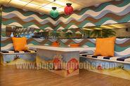 PBBTeenClash Apartment Dining Area