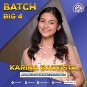 PBB8 Karina Batch 1 Big 4 Finalist