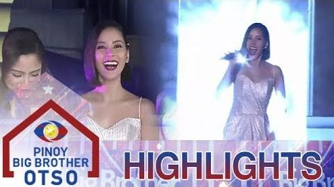 PBB OTSO Teen Finale Bianca Gonzalez returns as Kuya's Angel