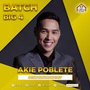 PBB8 Akie Batch 4 Big 4 Finalist