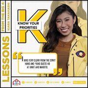 PBB8 Kiara Lessons