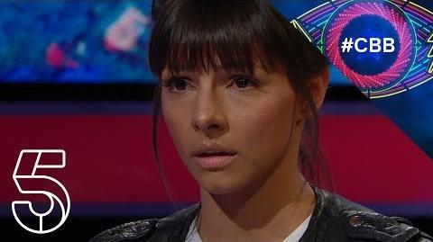 Emma interviews Roxanne Pallett Celebrity Big Brother