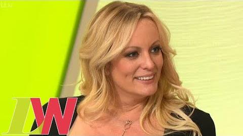 Stormy Daniels Fully Explains Why She Pulled Out of Celebrity Big Brother Loose Women