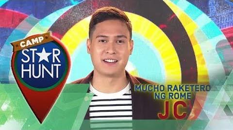 Camp Star Hunt JC - Ang Mucho Raketero Ng Rome