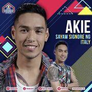 PBB8 Akie Profile Card