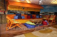 PBBTeenClash Villa Living Room